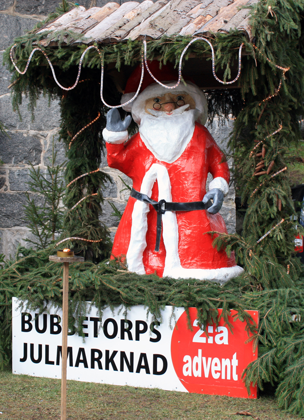 Bubbetorps Christmas Market - Welcome