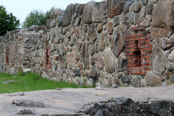 A Look At The Historical Castle Ruin Of Lyckå