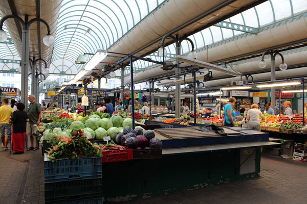 Covered Market Gdynia