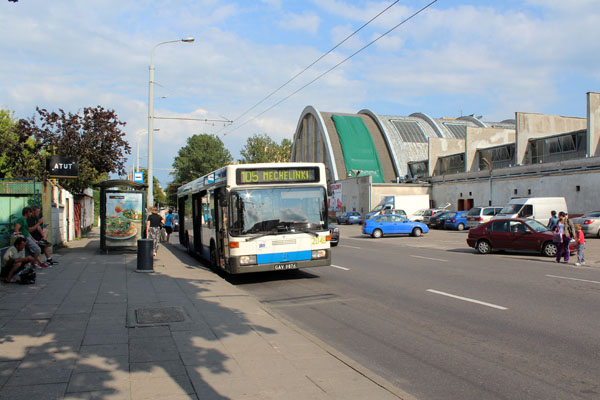 Gdynia Local Bus To Stena Line