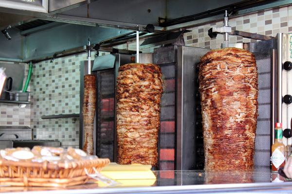 Greek Food Gyros