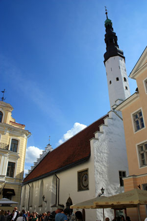 Holy Spirit Church in Tallinn