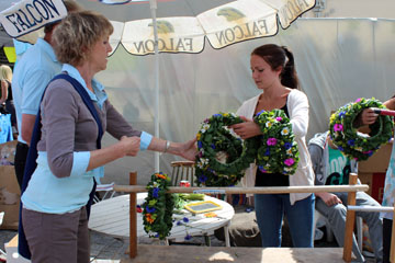 Leaf Market Midsummer Crown