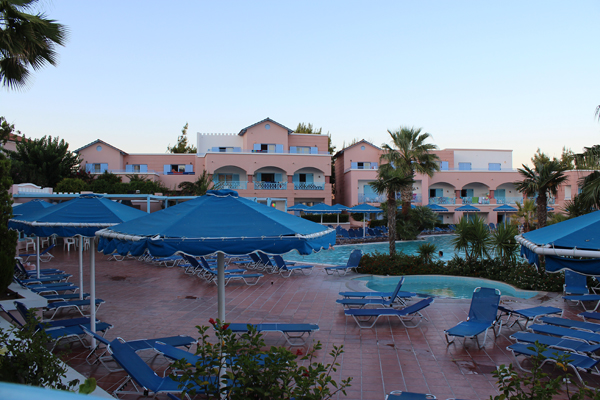 Rodos Village Beach Mitsis Hotel In Kiotari Pool