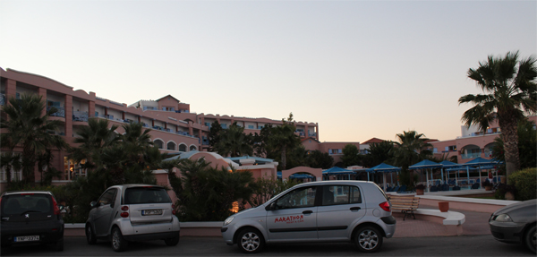 Rodos Village Beach Mitsis Hotel In Kiotari