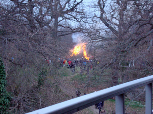 Walpurgis Eve In Sweden