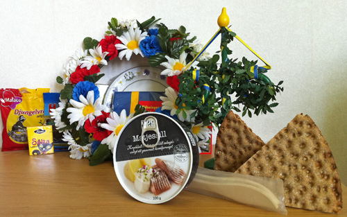 Swedish Midsummer Giveaway