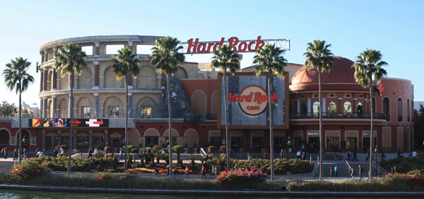 Last Dinner At The World S Largest Hard Rock Cafe