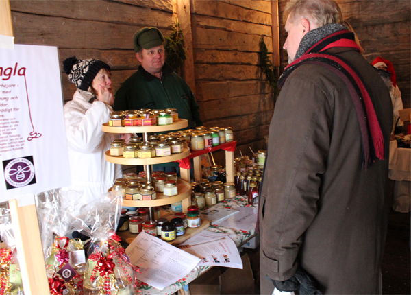My Visit To The Charming Christmas Market In Kristianopel